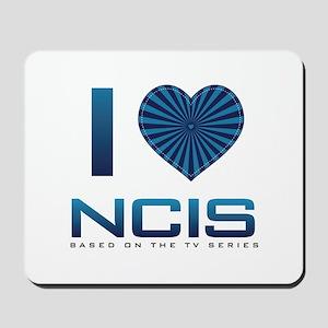 I Heart NCIS Mousepad