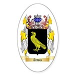 Artois Sticker (Oval)