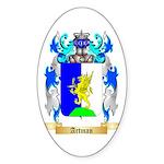 Artman Sticker (Oval 50 pk)