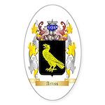 Artiss Sticker (Oval)
