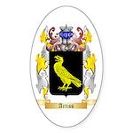 Artiss Sticker (Oval 50 pk)