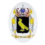 Artiss Ornament (Oval)