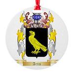 Artis Round Ornament