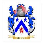 Artigues Square Car Magnet 3