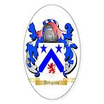 Artigues Sticker (Oval 50 pk)