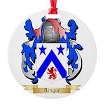 Artigue Round Ornament