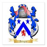 Artigue Square Car Magnet 3