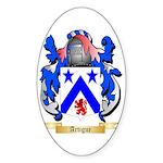 Artigue Sticker (Oval 50 pk)