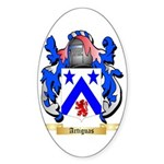 Artiguas Sticker (Oval 50 pk)