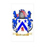 Artigas Sticker (Rectangle 50 pk)
