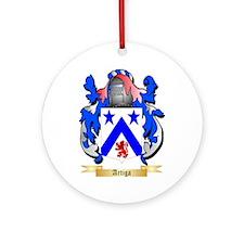 Artiga Ornament (Round)