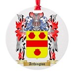 Arthington Round Ornament