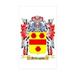 Arthington Sticker (Rectangle 50 pk)
