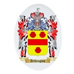 Arthington Ornament (Oval)