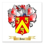 Arter Square Car Magnet 3
