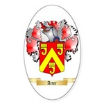 Arter Sticker (Oval 50 pk)