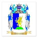 Artemanne Square Car Magnet 3