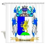 Artemanne Shower Curtain