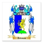 Arteman Square Car Magnet 3