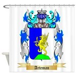 Arteman Shower Curtain