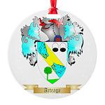 Arteaga Round Ornament