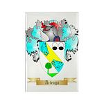 Arteaga Rectangle Magnet (100 pack)