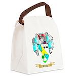 Arteaga Canvas Lunch Bag