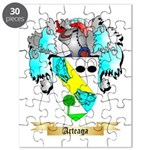 Arteaga Puzzle