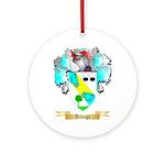 Arteaga Ornament (Round)