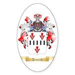 Arsmith Sticker (Oval)