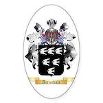 Arrundale Sticker (Oval)