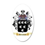 Arrundale 20x12 Oval Wall Decal