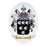 Arrundale Ornament (Oval)