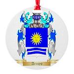 Arroyo Round Ornament