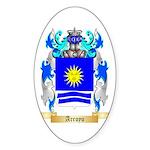 Arroyo Sticker (Oval 10 pk)