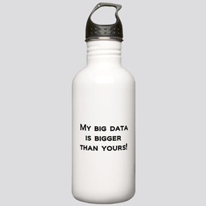 My big data is bigger than yours! Stainless Water