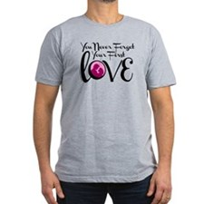 You Never Forget Dirty Dancing Men's Fitted Tee