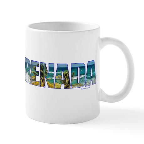 Grenada Tropical Mugs