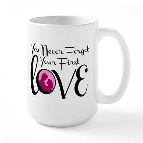 You Never Forget Dirty Dancing Large Mug