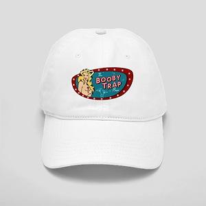 BOOBY TRAP BAR PIN-UP Cap