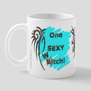 One Sexy Witch! Mug