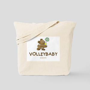 Volleybaby Tote Bag