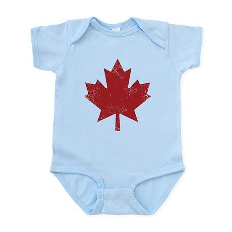 Industrial Maple Infant Bodysuit