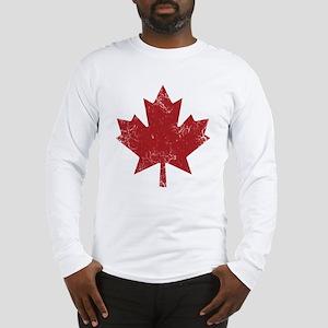 Industrial Maple Long Sleeve T-Shirt