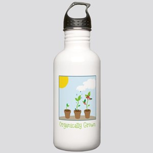 Organically Grown Stainless Water Bottle 1.0L