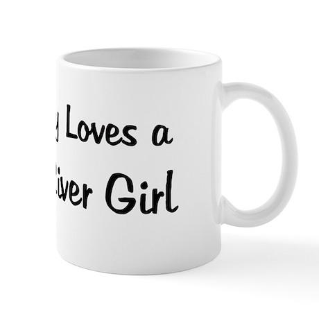 Snake River Girl Mug
