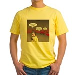 Hell Cell Reception Yellow T-Shirt