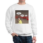 Hell Cell Reception Sweatshirt