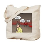 Hell Cell Reception Tote Bag