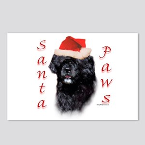 Santa Paws PWD Postcards (Package of 8)